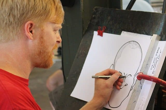 karikaturist-buchen