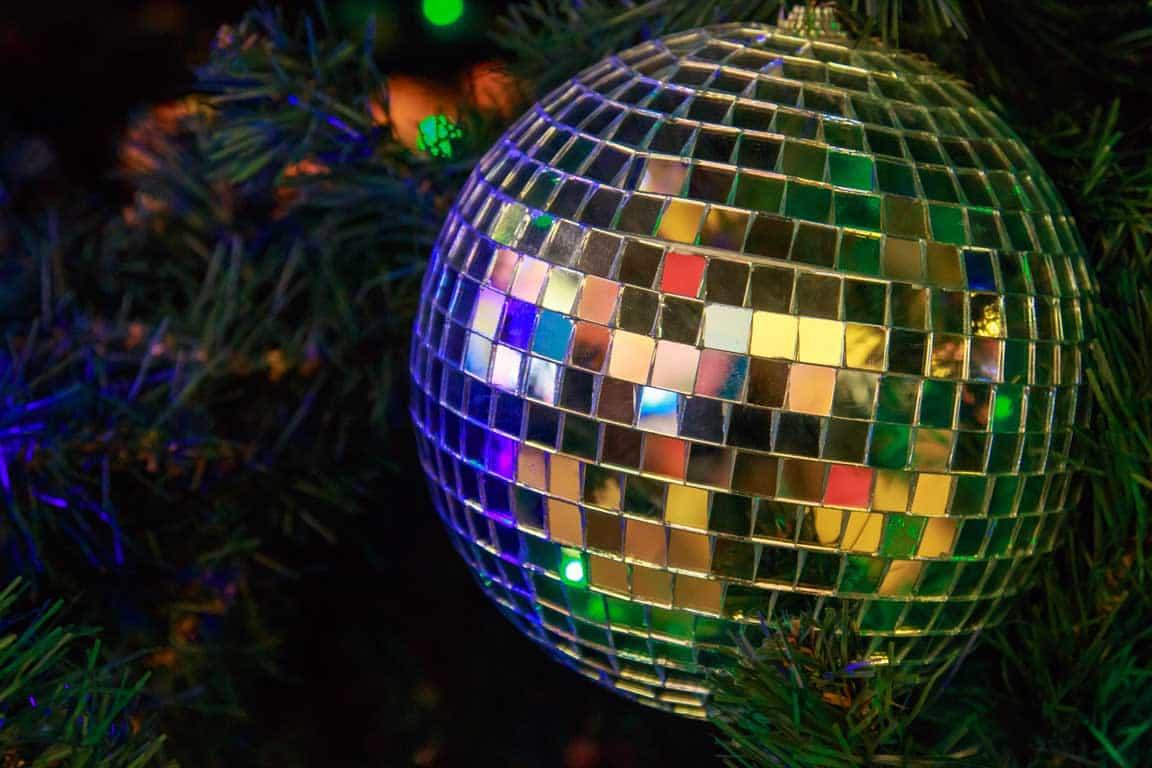 discokugel als dekoration firmenfeier
