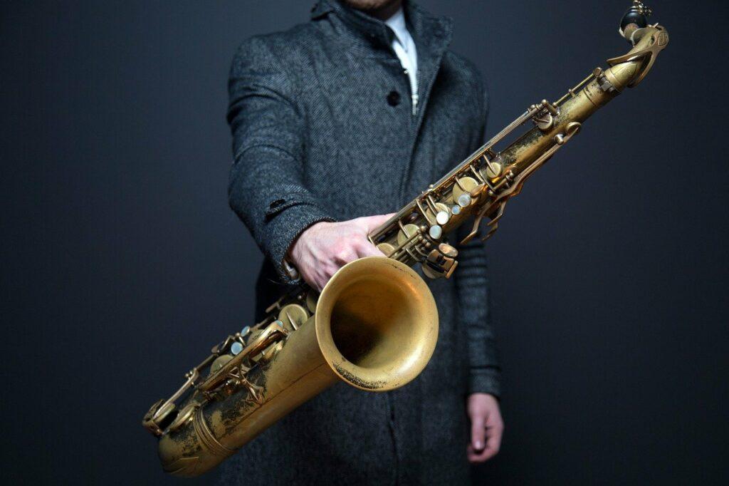 saxophonist-buchen