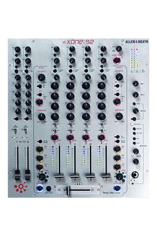 dj-equipment-mieten-allen-heath-xone92-analoger-dj-mixer-mischpult